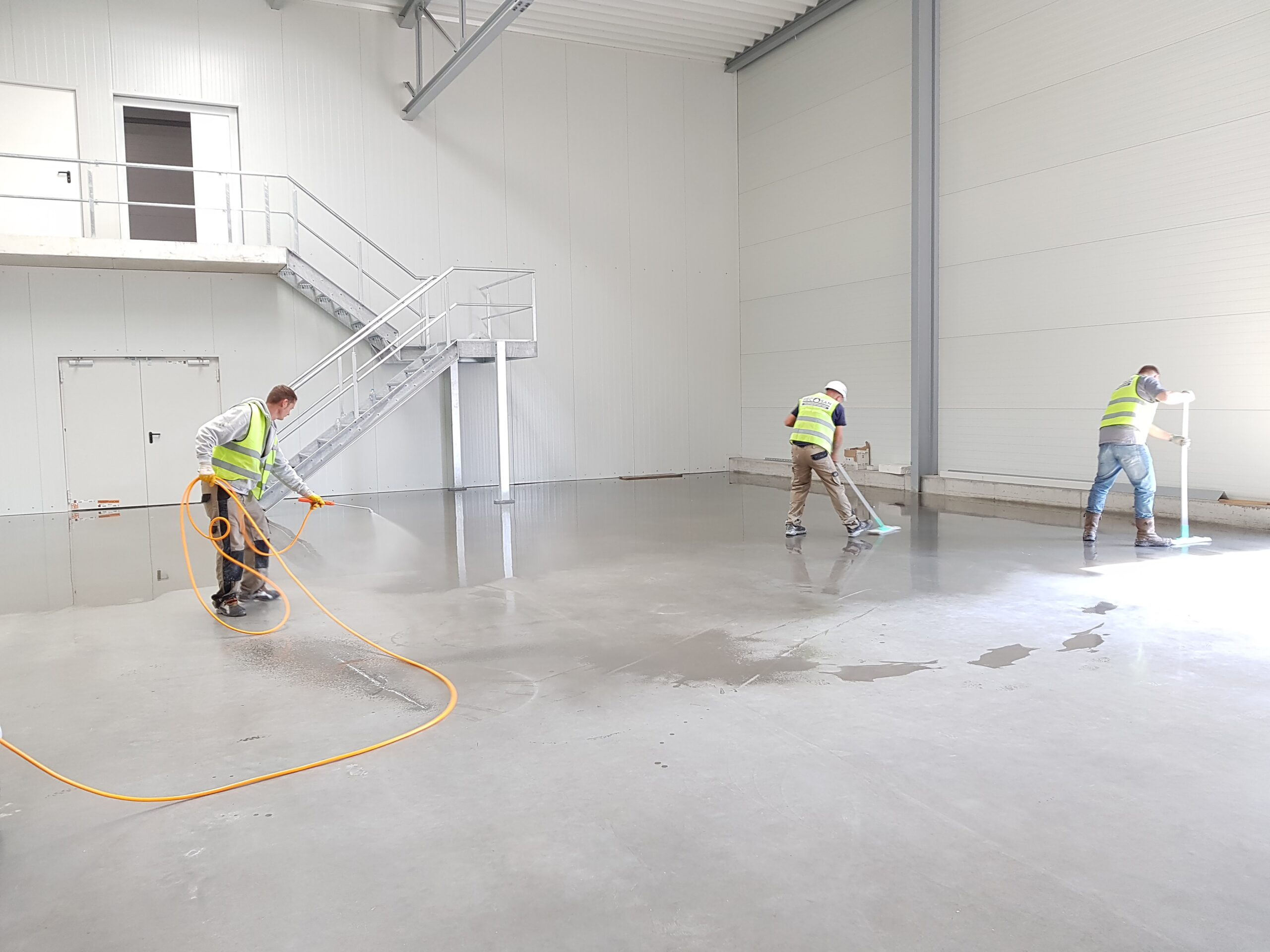 Deep COVID Cleaning